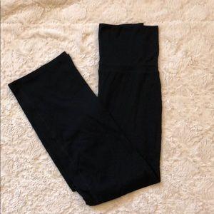 GapBody Fold Over Yoga pants